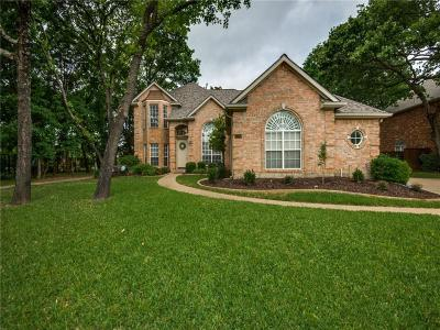 Highland Village Single Family Home For Sale: 3221 Shadow Wood Circle