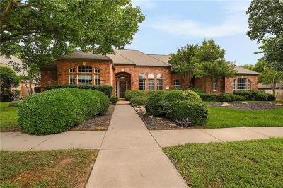 Southlake Single Family Home For Sale: 1304 Normandy Drive