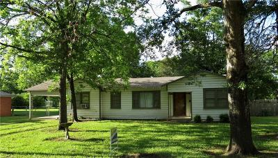Freestone County Single Family Home For Sale: 1209 Elm Street