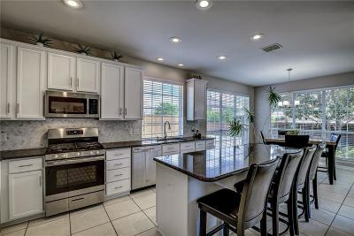 Rowlett Single Family Home For Sale: 7810 Westover Drive