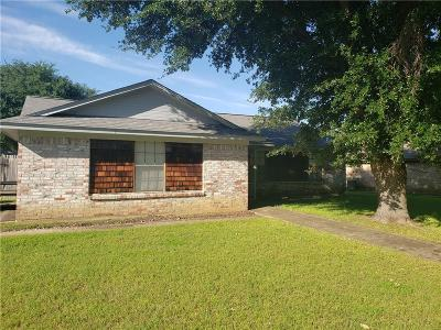 Benbrook Single Family Home Active Option Contract: 1701 Tobie Layne Street