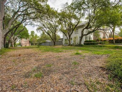 Highland Park Residential Lots & Land For Sale: 3914 Miramar Avenue