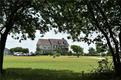 Waxahachie Single Family Home For Sale: 151 Bakers Branch Road