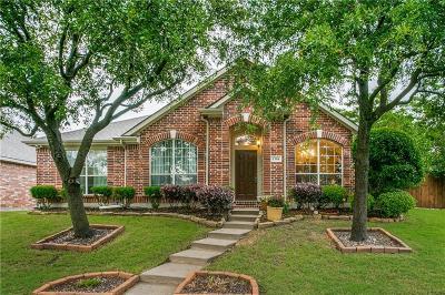 Allen Single Family Home For Sale: 1306 Hazelwood Drive