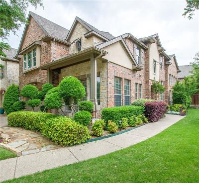 Frisco Townhouse For Sale: 5404 Balmoral Drive