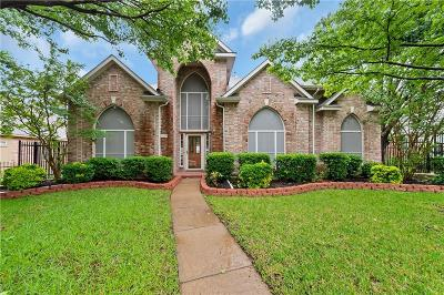 Rowlett Single Family Home For Sale: 9205 Briarcrest Drive