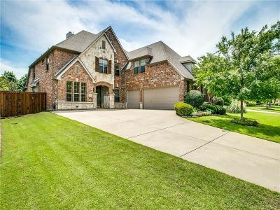 Keller Single Family Home For Sale: 2506 Deep Eddy Trail