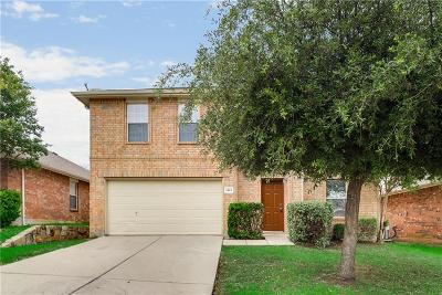 Little Elm Single Family Home For Sale: 1469 Waterford Drive