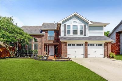 Rowlett Single Family Home For Sale: 6105 Covington Drive