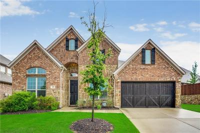 Single Family Home For Sale: 1205 Uplands Drive