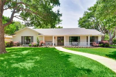 Single Family Home For Sale: 10404 Carry Back Circle