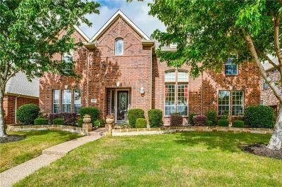 Carrollton Single Family Home For Sale: 3957 Freshwater Drive