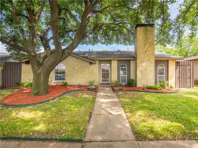 Dallas Single Family Home For Sale: 10927 Middle Knoll Drive