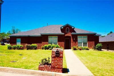 Tyler Single Family Home For Sale: 3102 Oak Bend