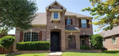 Frisco Single Family Home For Sale: 11453 Wentworth Drive