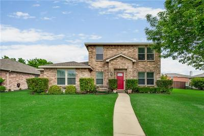 Rockwall Single Family Home For Sale: 1609 Deerwood