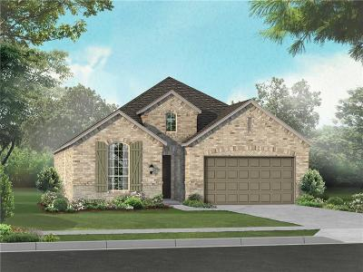 Aubrey Single Family Home For Sale: 1609 Canter Court