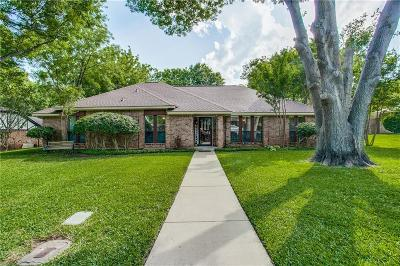 Duncanville Single Family Home Active Option Contract: 806 Olympia Drive