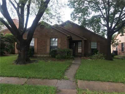 The Colony Single Family Home For Sale: 4152 Caldwell Avenue