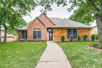 North Richland Hills Single Family Home Active Option Contract: 8600 Shadybrooke Drive