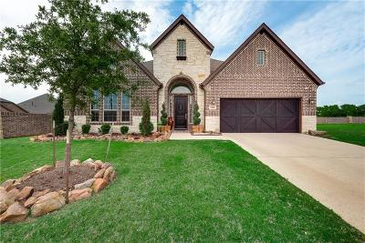 Little Elm Single Family Home For Sale: 1544 Torrent Drive