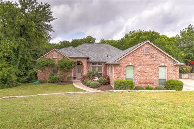 Aledo Single Family Home Active Option Contract: 203 Mockingbird Lane