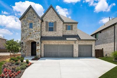 McKinney Single Family Home For Sale: 8817 Abbington Place