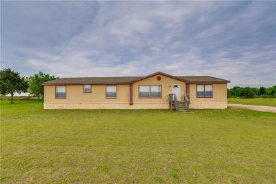 Waxahachie Single Family Home Active Option Contract: 1970 Forreston Road
