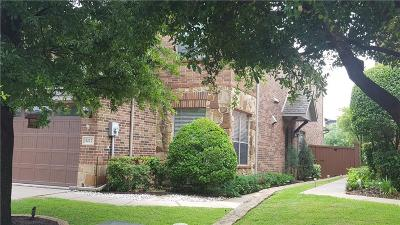 Plano Townhouse For Sale: 3217 Bloomfield Court