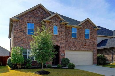 Frisco Single Family Home For Sale: 11612 Parade Drive