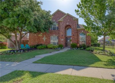 Frisco Single Family Home Active Contingent: 6 Bear Run