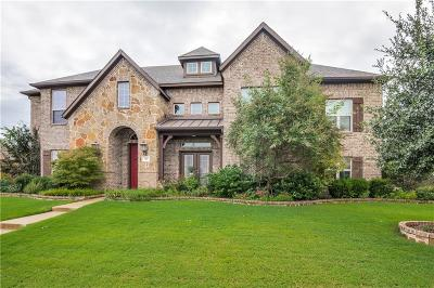 Keller Single Family Home For Sale: 712 Ridge Point Parkway