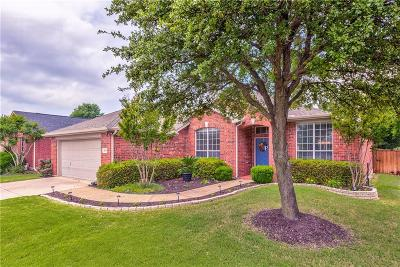 Corinth TX Single Family Home Active Contingent: $282,500