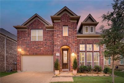 Fort Worth Single Family Home For Sale: 15560 Yarberry Drive