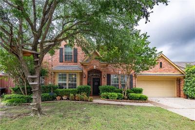 Frisco Single Family Home For Sale: 11435 Old Works Drive