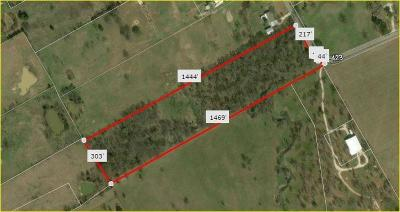 Johnson County Farm & Ranch For Sale: 3528 County Road 423