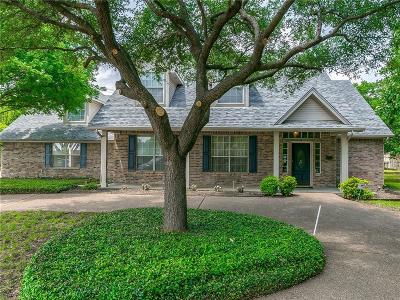Dallas, Addison Single Family Home For Sale: 17409 Cathys Place