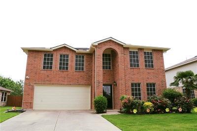 Arlington Single Family Home For Sale: 8001 Tin Cup Drive