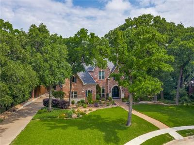 Coppell Single Family Home Active Option Contract: 520 Wales Court
