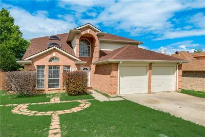 McKinney Single Family Home For Sale: 1408 Belaire Drive