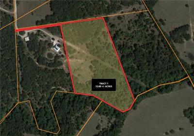 Springtown Residential Lots & Land For Sale: 374 Pr 3633 B