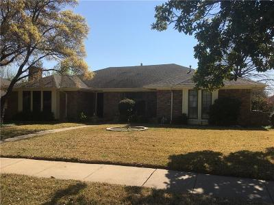 Garland Single Family Home For Sale: 2625 Country Club Parkway