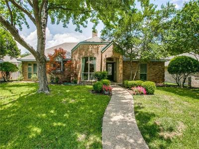 Richardson Single Family Home Active Option Contract: 2303 Acacia Street