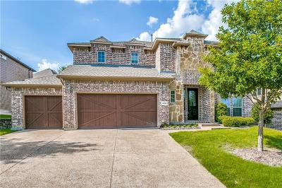 McKinney Single Family Home For Sale: 4208 Oxbow Drive