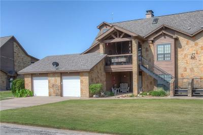 Palo Pinto County Condo For Sale: 1001 Eagle Point Circle