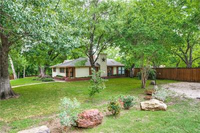 Lewisville Single Family Home For Sale: 614 N Charles Street