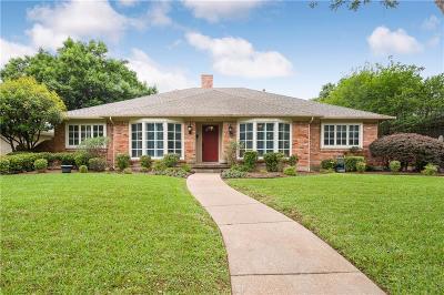 Dallas County Single Family Home For Sale: 9323 Loma Vista Drive