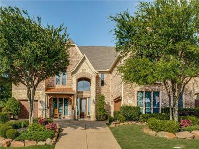 Prosper Single Family Home For Sale: 1101 Amistad Drive