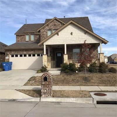 Rowlett Single Family Home For Sale: 2221 Petunia Lane