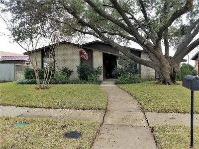 Garland Single Family Home Active Option Contract: 5902 Christie Lane
